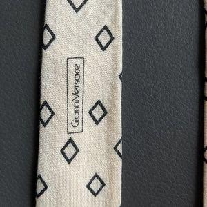Vintage Gianni Versace Skinny Tie